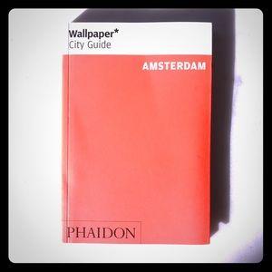 PHAIDON Wallpaper City Guide - Amsterdam